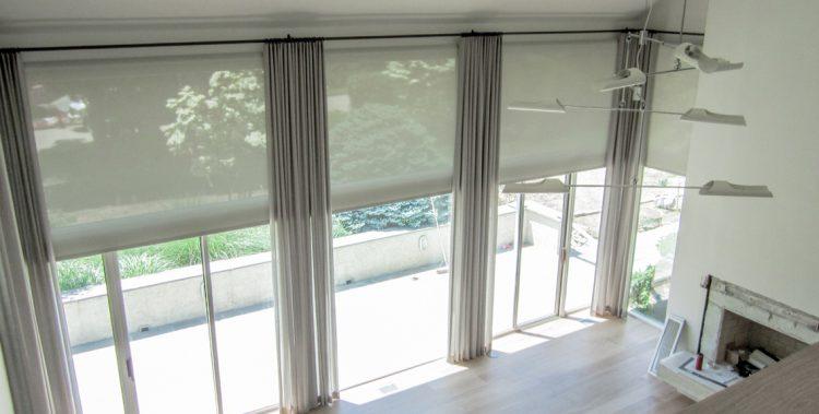 Beneficios de las Cortinas Roller SunScreen