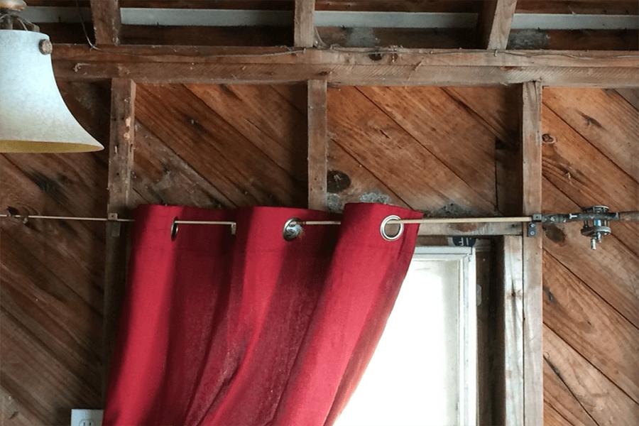 Cómo Colgar Cortinas sin Barral