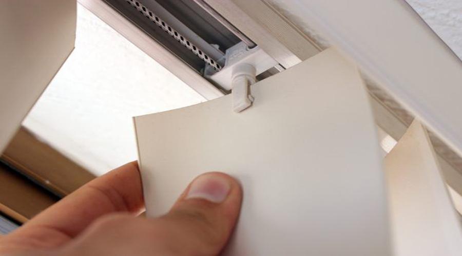 Cómo Limpiar Cortinas de Bandas Verticales