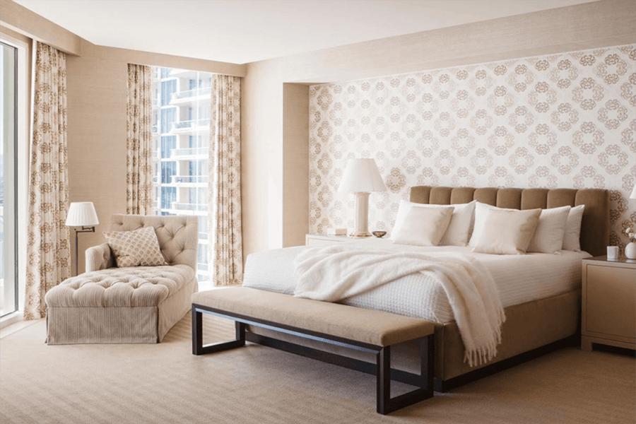 Cortinas Varias para Dormitorios Varios