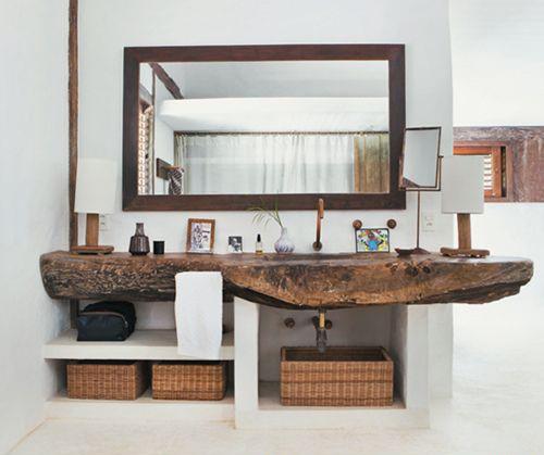 Cortinas y Distintas Decoraciones de Baño