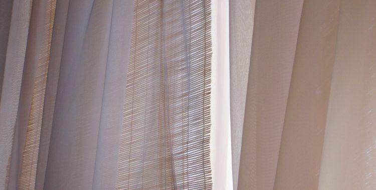 Cortinas y Texturas de Tela