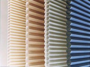 cortinas plisadas. Cortinas plisadas dobles