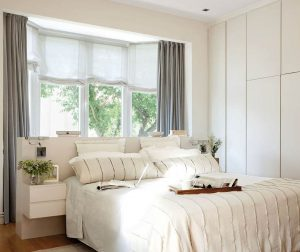 cortinas para ventanas irregulares